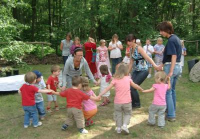 Foto zu Meldung: Fest am Naturlehrpfad ein voller Erfolg