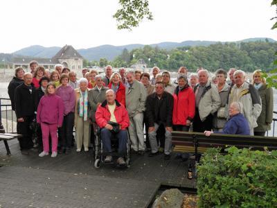 Foto zur Meldung: Fahrt in den Nationalpark Kellerwald-Edersee