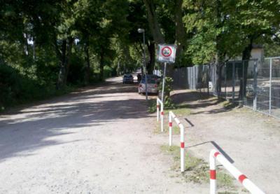 Foto zu Meldung: Ausbau der Schulstraße