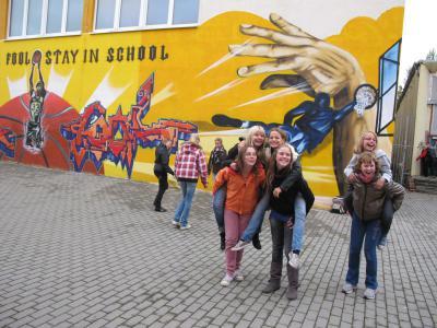 Foto zur Meldung: 20 Jahre Kant! Die Kantschule Falkensee lädt zur Jubiläums-Party