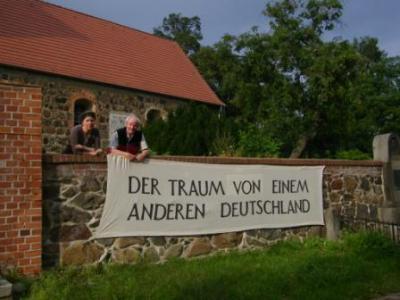 Foto zur Meldung: Der Traum von einem anderen Deutschland - eine Ausstellung