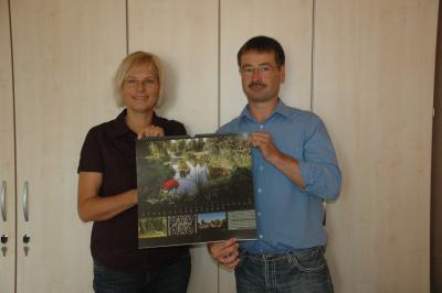 Foto zu Meldung: Neuer Kalender der Stadt Meyenburg