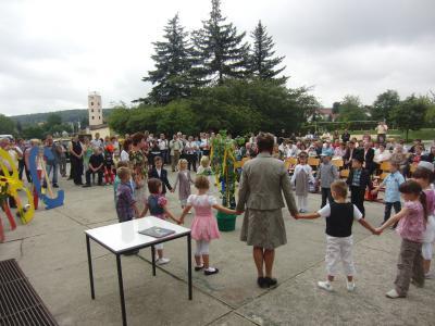 Foto zur Meldung: Gelungene Schulanfangsfeier