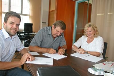 Foto zur Meldung: Eröffnungsbilanz der Gemeinde Wandlitz offiziell geprüft