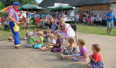 Foto zur Meldung: Programm trifft den Dorf-Geschmack