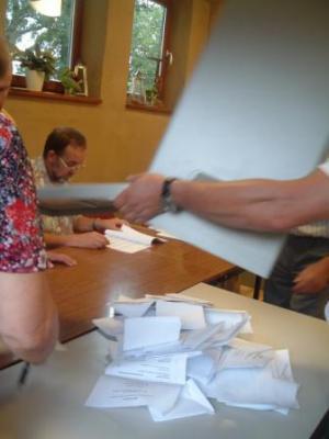 Foto zur Meldung: Bürgermeisterwahl - Niederer Fläming hat gewählt
