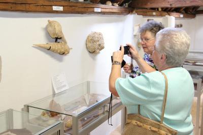 Foto zur Meldung: Museum bereichert den Tourismus im Aartal