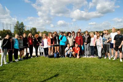 Foto zur Meldung: Schülerinnen und Schüler aus Minsk zu Gast in Falkensee - LMG hält seit 17 Jahren  am Schüleraustausch fest