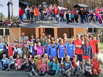 Foto zu Meldung: Ein besonderes Erlebnis im Schraden  - 2. Heidebergturm Treppenlauf (HTL) 2011