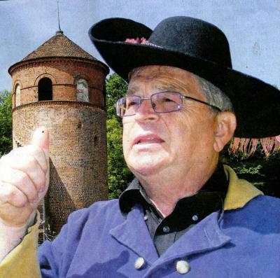 Vorschaubild zur Meldung: Ehrenbürgerschaft für Dr. Wolfgang Dost