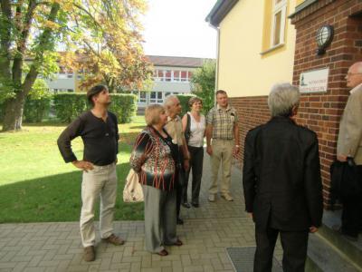 Foto zur Meldung: Zwierzyner in Rehfelder Heimatstube