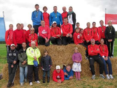 Foto zur Meldung: Ostsee Staffel Marathon 2011- Da musste  man dabei sein!