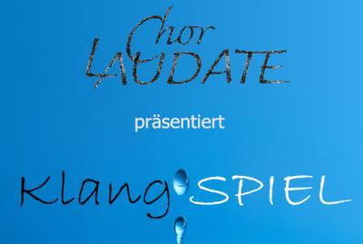 """Foto zur Meldung: Chor Laudate inszeniert """"KlangSpiel"""""""