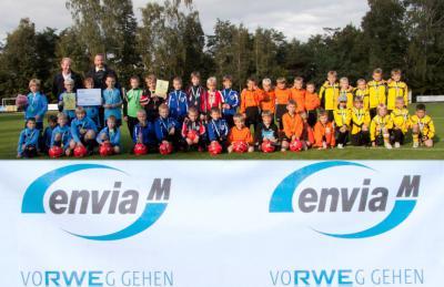 Foto zu Meldung: enviaM-Cup der F – Junioren