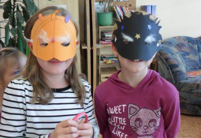 Vorschaubild : Drachen zähmen und Halloween