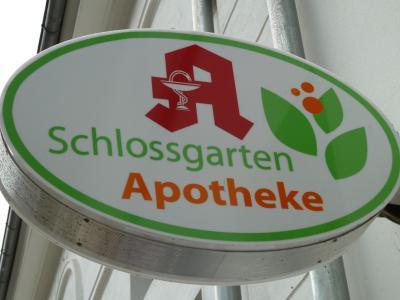 """Foto zur Meldung: Projekt mit der Apotheke """"Schlossgarten"""""""