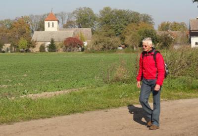 Foto zu Meldung: WanderExpress hält in Rehfelde