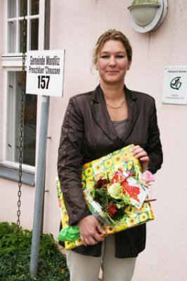Foto zur Meldung: Wandlitzer Ordnungsamtsleiterin verabschiedet sich nach Rheinland-Pfalz