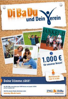 Foto zur Meldung: 1.000 Euro für die Fuchsbau-Kids