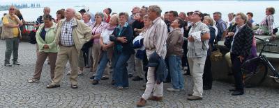 Foto zur Meldung: Blutritt in Weingarten - Jahresausflug 2011