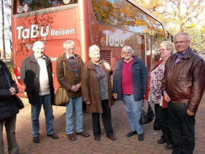 Foto zu Meldung: Vereinsfahrt ins Brandenburger Land
