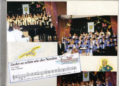 Foto zur Meldung: Auszüge aus unserer Chronik ab 2008