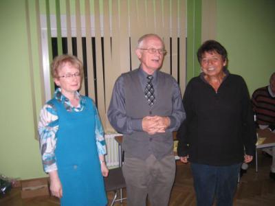 Foto zu Meldung: Rehfelder Heimatfreunde wählen neuen Vorstand