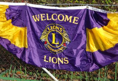 Foto zu Meldung: Märkische Löwen unterstützen Buckower Kleinbahn