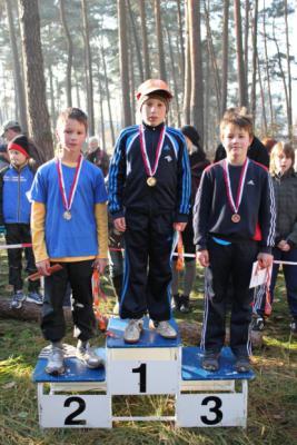 Foto zur Meldung: Erfolge beim Herbstcross