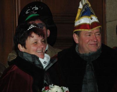 Foto zur Meldung: Start Karnevalssaison 2011/2012
