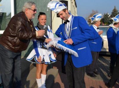 Foto zur Meldung: Helau! Karnevalssession 2011/2012 ist eröffnet