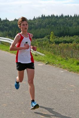 Foto zur Meldung: Torben Schlinke  ist  Jugend - Laufcup-Sieger 2011