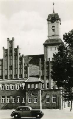 Foto zur Meldung: Wittstocker Rathaus wird Denkmal des Monats Dezember 2011