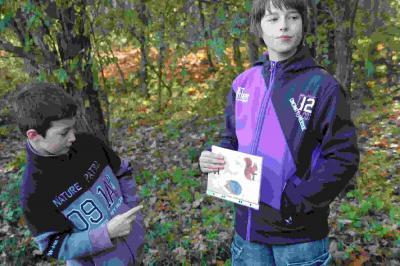Foto zu Meldung: Gemeinsam den Herbst mit allen Sinnen erleben