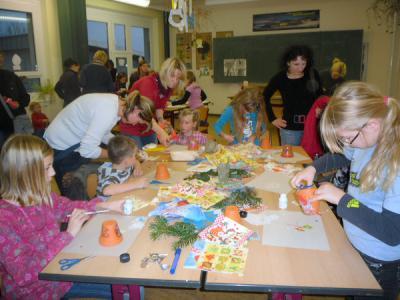 Foto zur Meldung: Advent in der Schule
