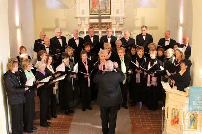 Foto zur Meldung: Vorweihnachtliches Konzert