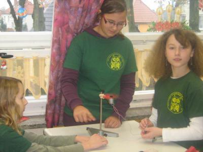 Foto zur Meldung: Dank allen Helfern - Tag der offenen Tür an der Otto-Seeger-Grundschule