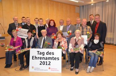 Ehrenamt im Landkreis OSL gewürdigt
