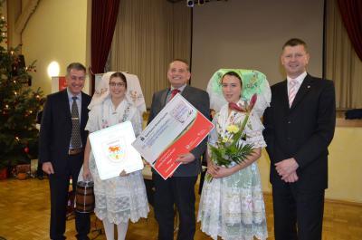 Raddusch siegt im Dorfwettbewerb