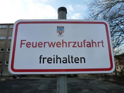 Foto zur Meldung: Begrenzte Parkmöglichkeiten
