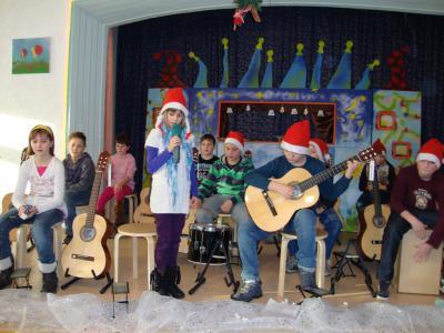 """Foto zur Meldung: Weihnachtssingen in der Grundschule """"Kinder von Golzow"""""""