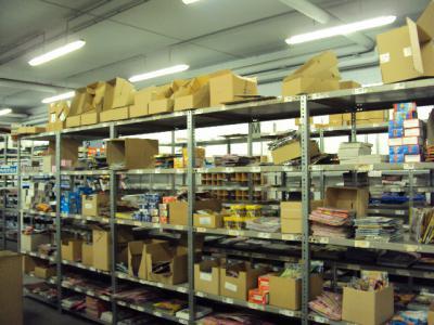 Bild der Meldung: Tag der offenen Tür  am Firmenstandort der Pressevertrieb GmbH & Co.KG Berlin