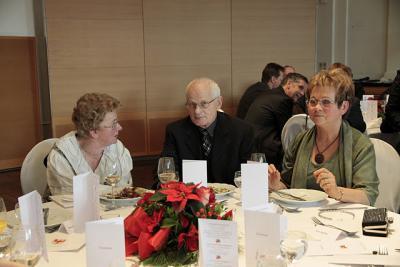 Foto zu Meldung: Martin Tesky beim Brandenburger Ehrenamtsempfang