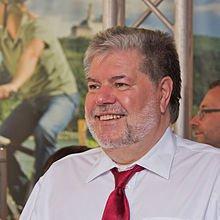 Foto zur Meldung: Kurt Beck spendet für die Glocken