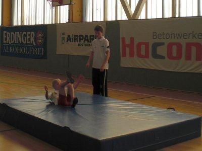 Foto zur Meldung: Sportliche Ferienfreizeit in Laage