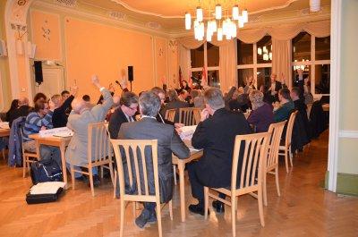 Kreistag beschließt Haushaltsatzung 2012