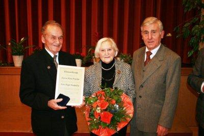 Foto zur Meldung: Max-Reger-Medaille für Alois Praller