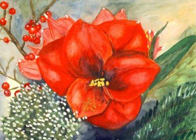 Foto zur Meldung: Harmonie durch Blumen in vier Jahreszeiten