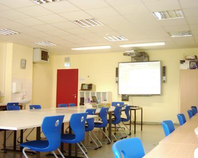 Foto zur Meldung: Tag der offenen Tür in der Oberschule Falkensee