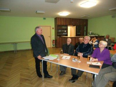 Foto zu Meldung: Rehfelder Gespräche: Was gibt's Neues Herr Bürgermeister?